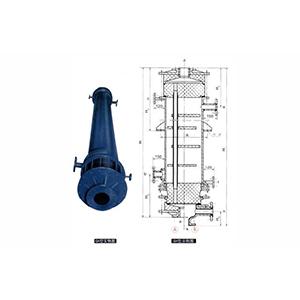 GH型列管式石墨换热器
