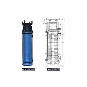 圆块孔式石墨硫酸稀释冷却器